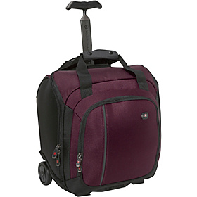Werks Traveler 4.0 WT Wheeled Tote Purple