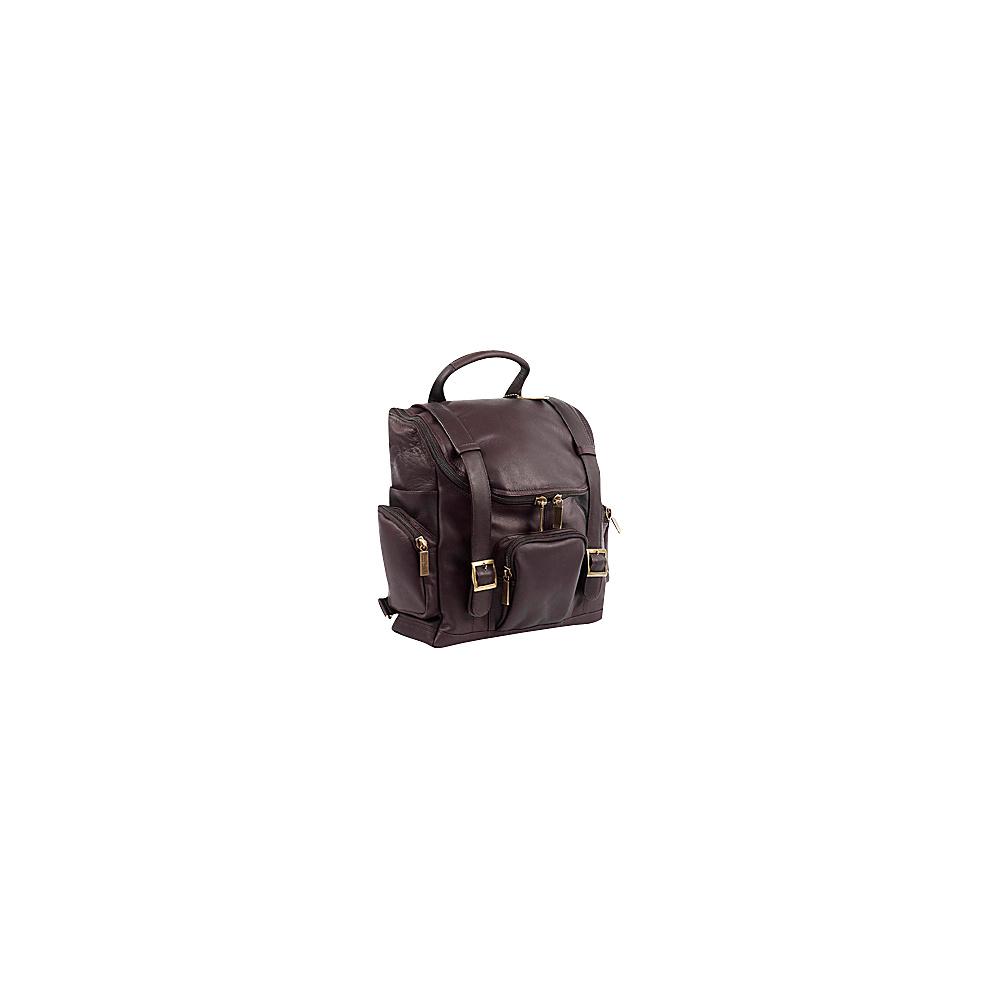 ClaireChase Portofino Laptop Backpack - Regular - Cafe - Backpacks, Business & Laptop Backpacks