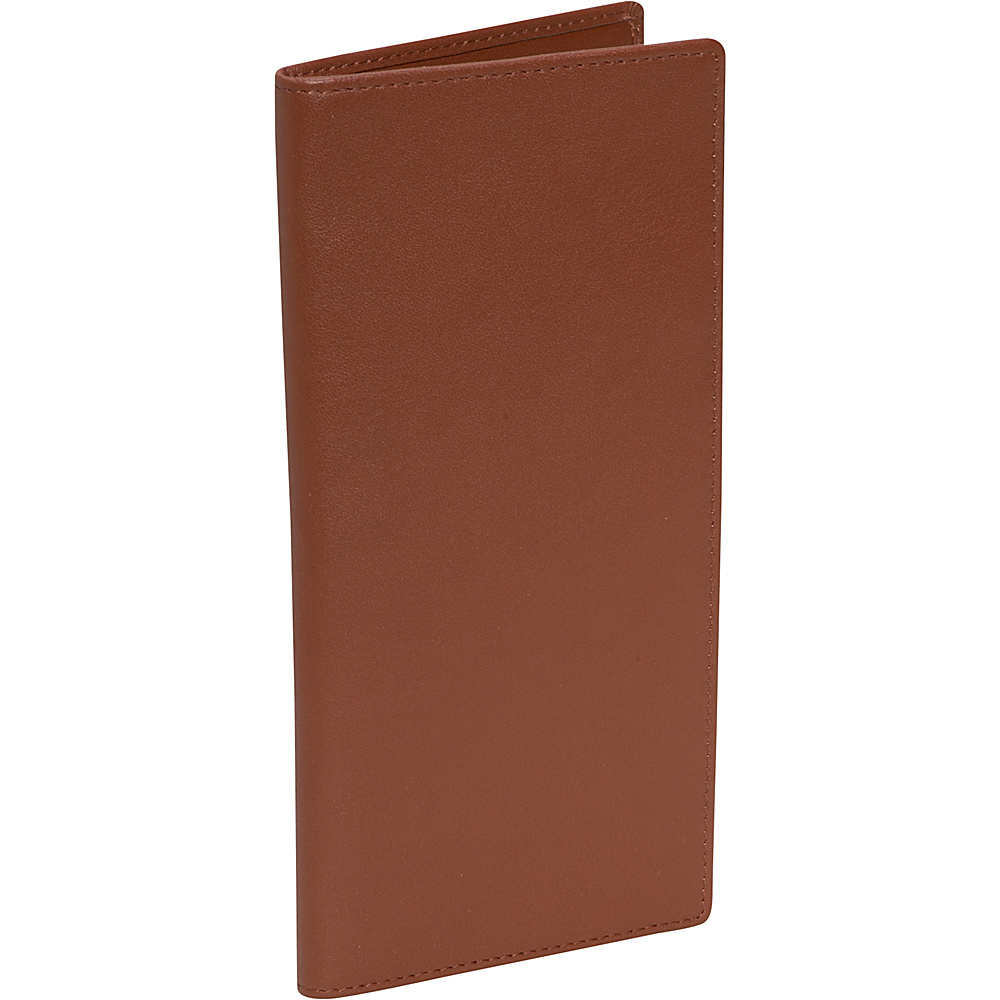 Royce Leather RFID Blocking Passport Ticket Holder