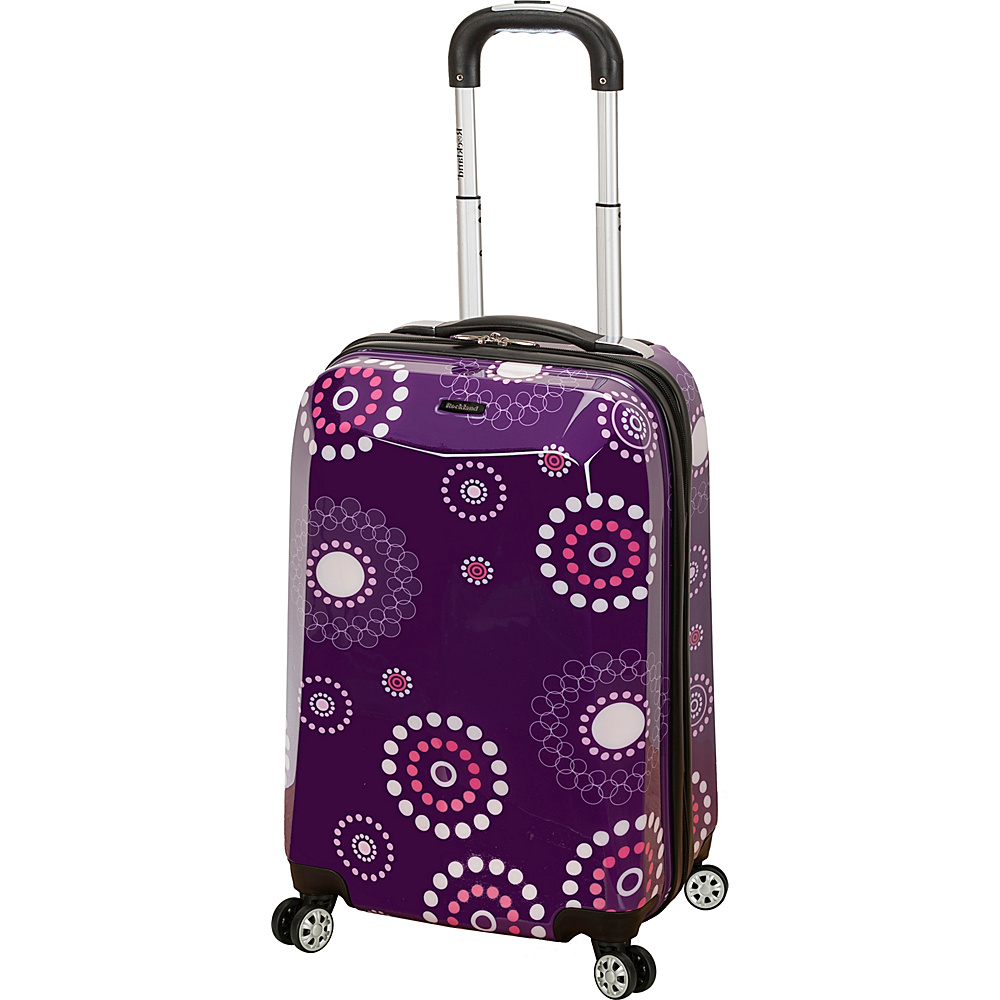 Rockland Luggage 20 The Bullet Hardside Spinner - Luggage, Hardside Carry-On