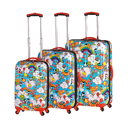 Disney Collection By Heys USA Mickey Magical World 3