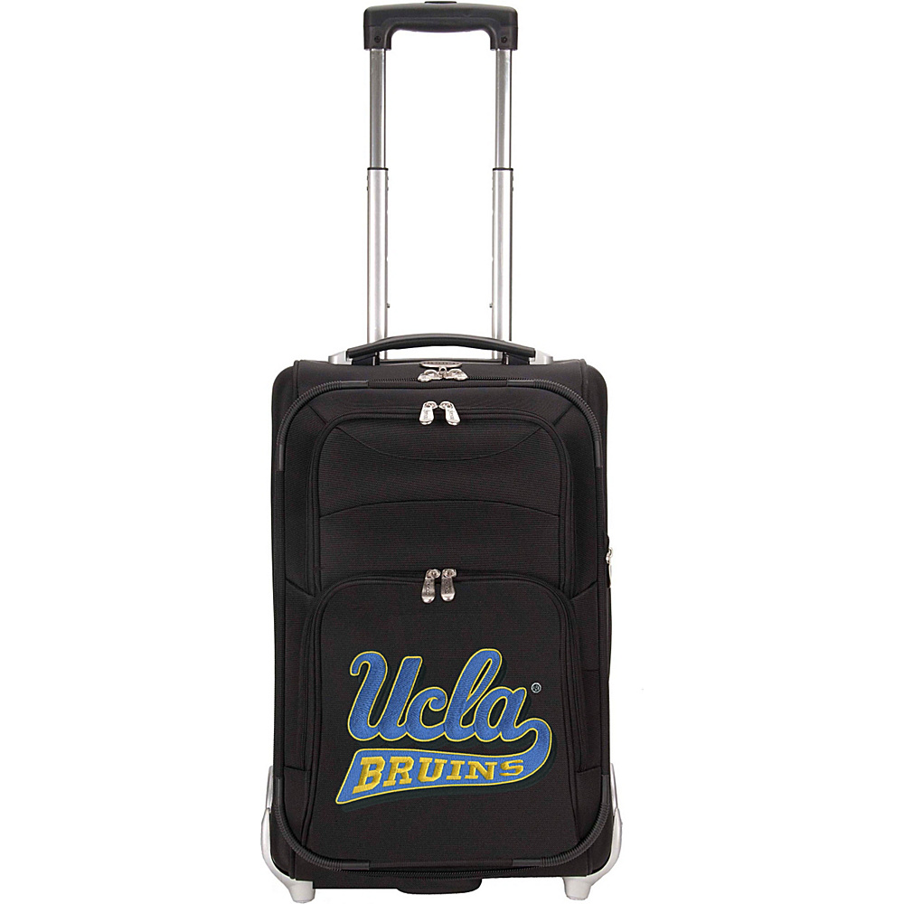 Denco Sports Luggage UCLA 21 Carry-On - Black - Luggage, Small Rolling Luggage