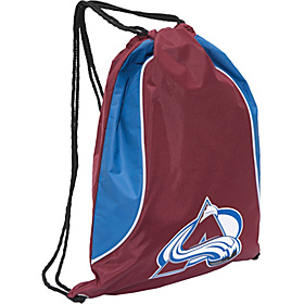 Colorado Avalanche String Bag MAROON