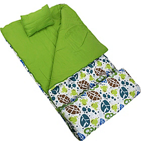 Lily Frogs Sleeping Bag Lily Frogs