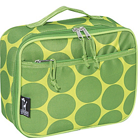 Big Dots Green Lunch Box Big Dots - Green