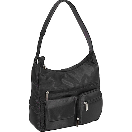 Travelon Anti-Theft Bucket Tote - Black