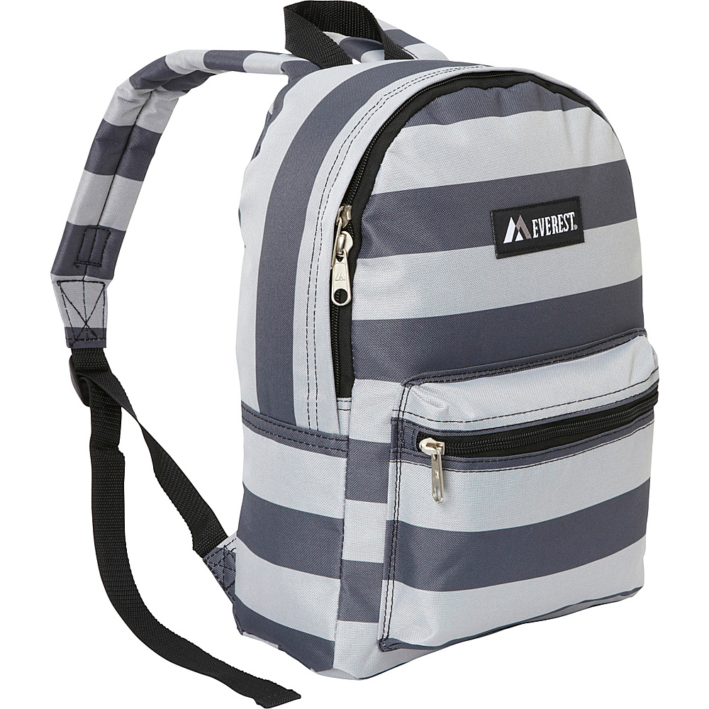 Everest Basic Pattern Backpack Stripe - Everest Everyday Backpacks - Backpacks, Everyday Backpacks