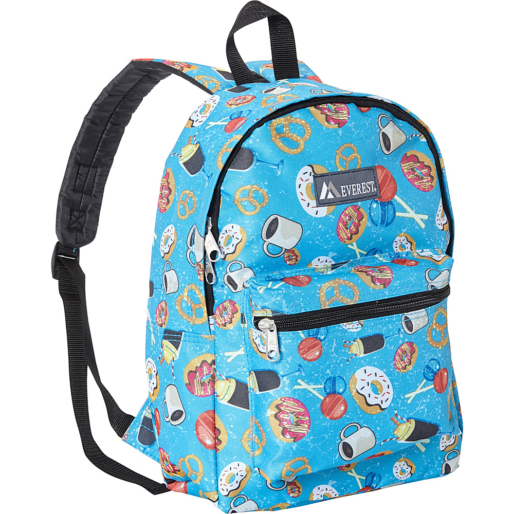 Everest Basic Pattern Backpack Donuts - Everest Everyday Backpacks - Backpacks, Everyday Backpacks