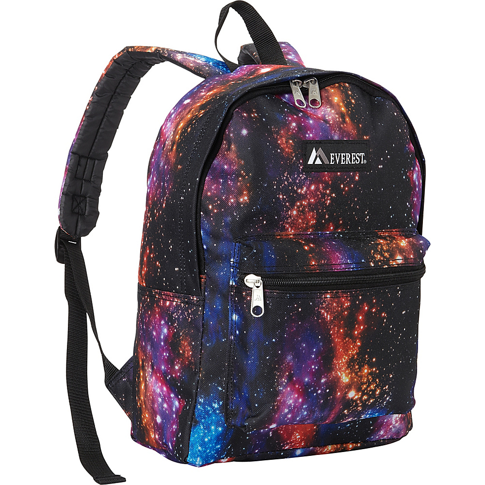 Everest Basic Pattern Backpack Galaxy - Everest Everyday Backpacks - Backpacks, Everyday Backpacks