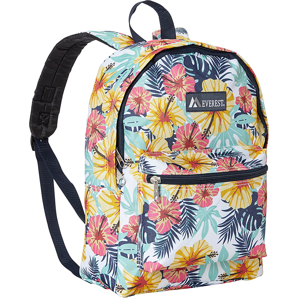 Everest Basic Pattern Backpack Tropical - Everest Everyday Backpacks - Backpacks, Everyday Backpacks