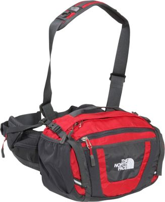 The North Face Sport Hiker TNF Red/Asphalt Grey - The North Face Waist Packs & Fanny Packs