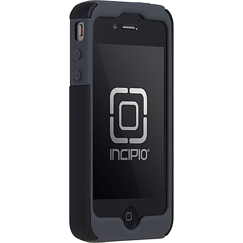 Incipio SILICRYLIC with Kickstand for iPhone 4