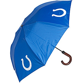Indianapolis Colts Woody Umbrella Navy