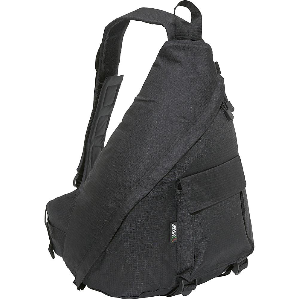 J World Kitten Sling Bag - Black