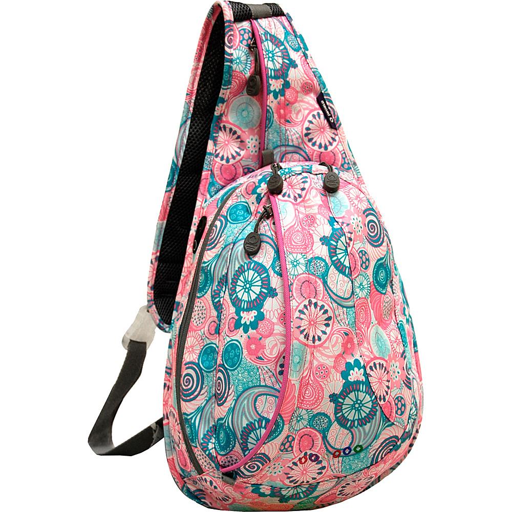 J World New York Stacy Sling Backpack Blue Raspberry - J World New York Slings - Backpacks, Slings