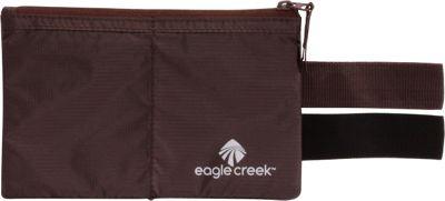 Eagle Creek Undercover Hidden Pocket Mocha - Eagle Creek Travel Wallets