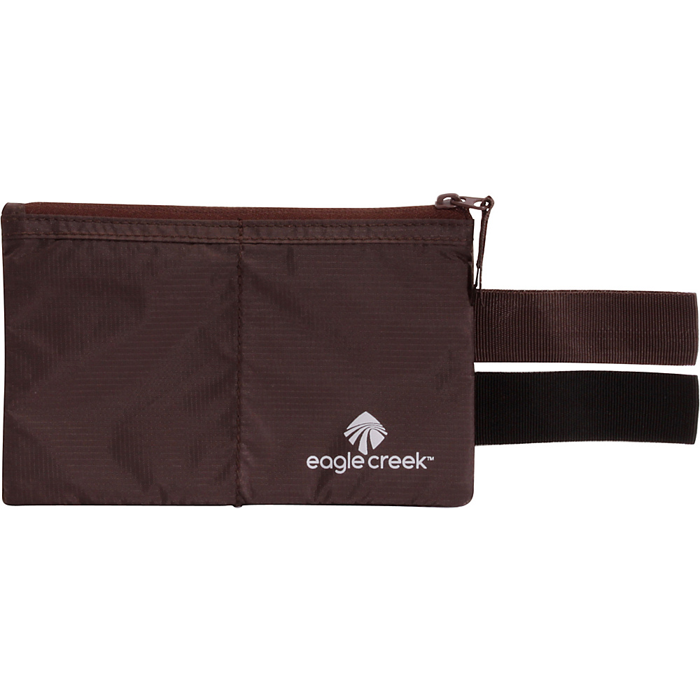 Eagle Creek Undercover Hidden Pocket Mocha - Eagle Creek Travel Wallets - Travel Accessories, Travel Wallets