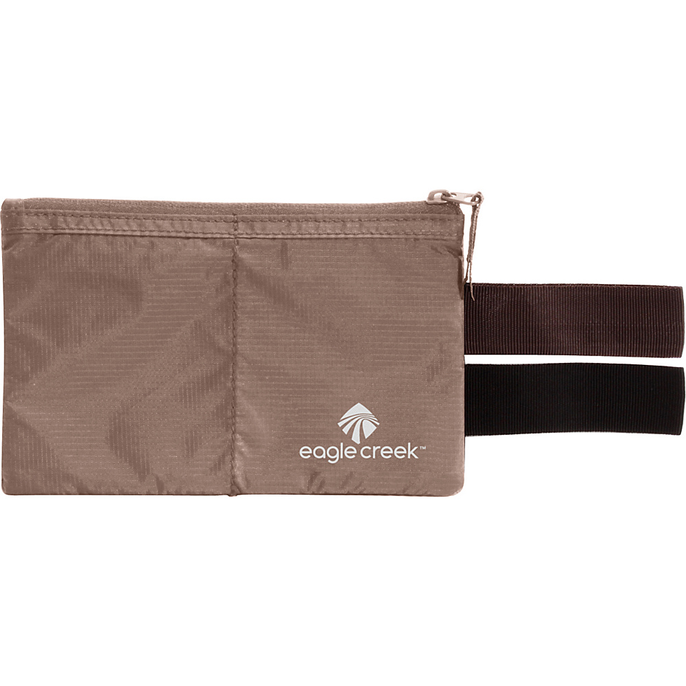 Eagle Creek Undercover Hidden Pocket Khaki - Eagle Creek Travel Wallets - Travel Accessories, Travel Wallets