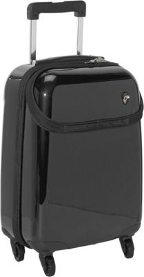 Heys USA EZ Computer Case 21 Carry-On Black - Heys USA Hardside Luggage