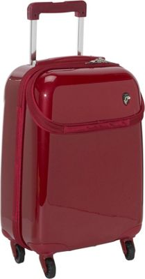 Heys USA EZ Computer Case 21 Carry-On Red - Heys USA Hardside Luggage