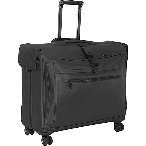 Delsey Helium X'Pert Lite 4 Wheel Garment Bag - Black