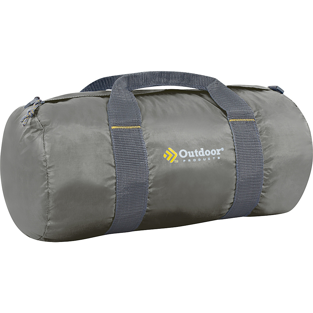 Outdoor Products Deluxe Small 18 Duffle Wild Dove Outdoor Products Outdoor Duffels