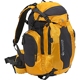 Gama Internal Frame Pack Flame Orange