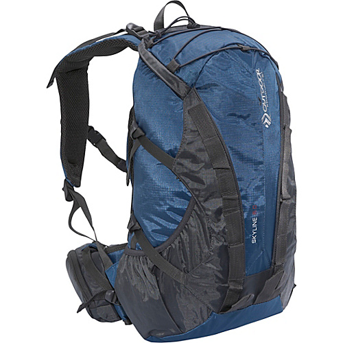 Outdoor Products Skyline Internal Frame Pack Malllard Blue – Outdoor  Products Backpacking Packs cbd96436080c5