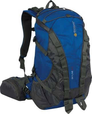Outdoor Products Skyline Internal Frame Pack Nautical Blue - Outdoor Products Day Hiking Backpacks