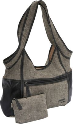 Image of AmeriBag Gabardine Hobo - Shoulder Bag