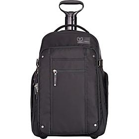 T-Tech Icon Jerry Wheeled Backpack Black