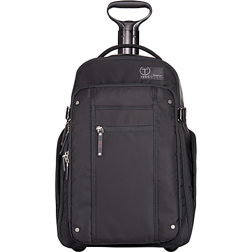Tumi T-Tech Icon Jerry Wheeled Backpack - Black