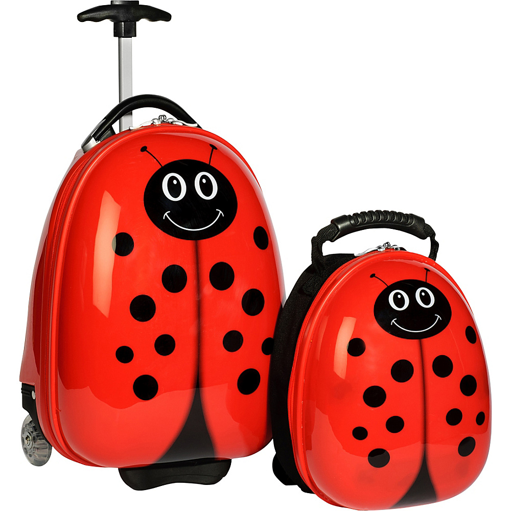 TrendyKid Travel Buddies Ladybug Lady Bug