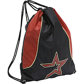 Houston Astros String Bag Red