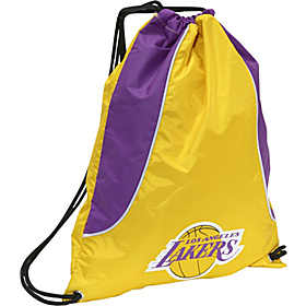 Los Angeles Lakers Axis Backsack Yellow