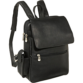 Ladies Tech Friendly Backpack Black