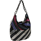 Buy Whiting and Davis Opposing Stripes Hobo by Whiting and Davis