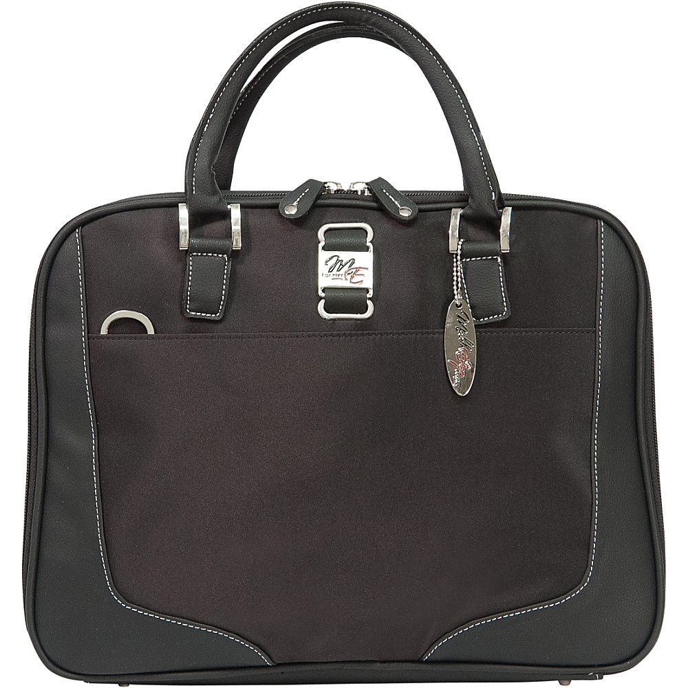 "Mobile Edge Women's Netbook / iPad Briefcase 8.9"" -13"" Black - Mobile Edge Non-Wheeled Business Cases"