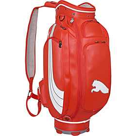 Formation 10'' Staff Golf Bag  Red