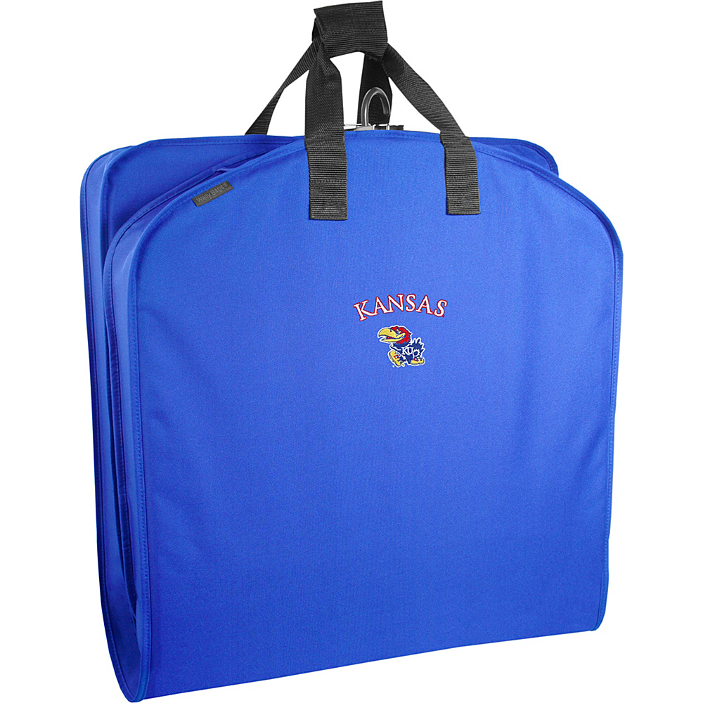 Wally Bags University of Kansas 40 Suit Length Garment - Luggage, Garment Bags