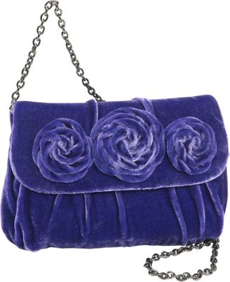 Inge Christopher Prudence Velvet Crossbody - Cross Body