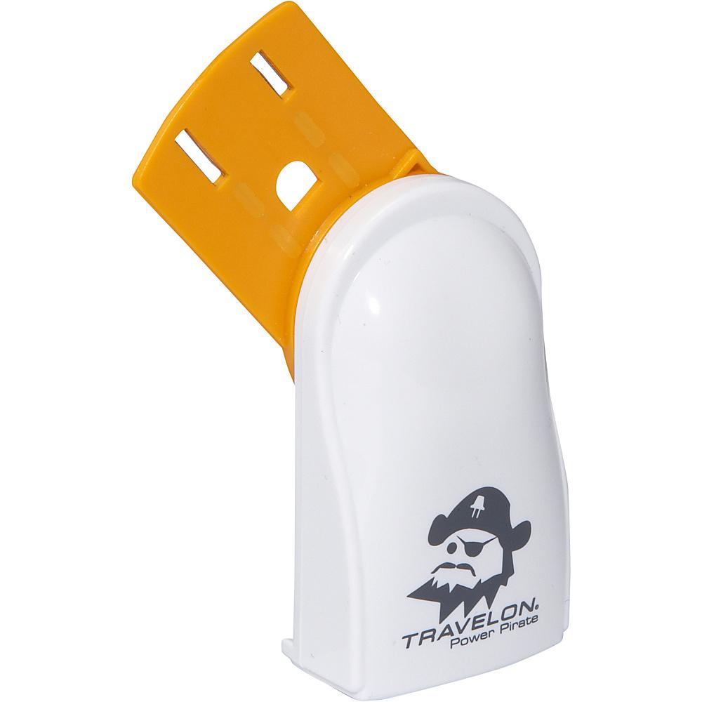 Travelon USB Power Pirate - White