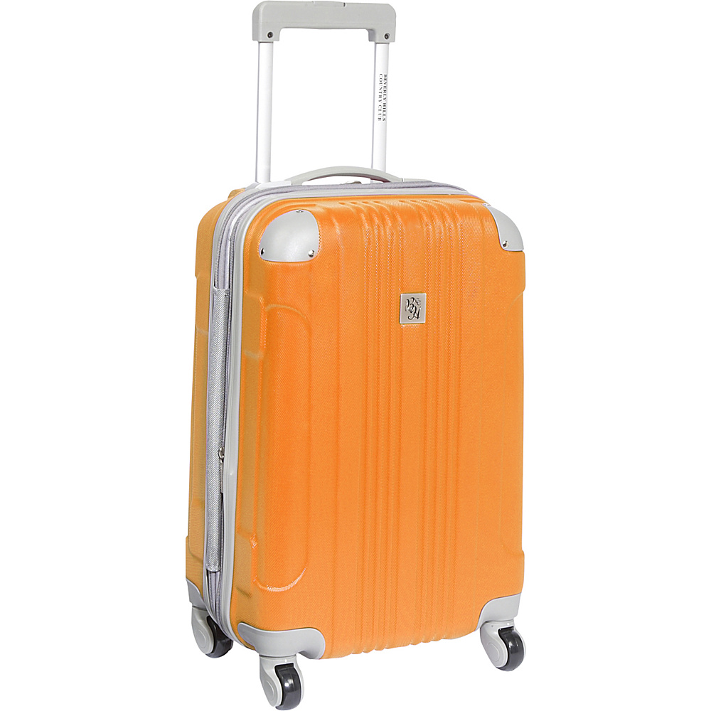 Beverly Hills Country Club Newport 21 Hardside Spinner Carry On Orange - Beverly Hills Country Club Hardside Carry-On - Luggage, Hardside Carry-On