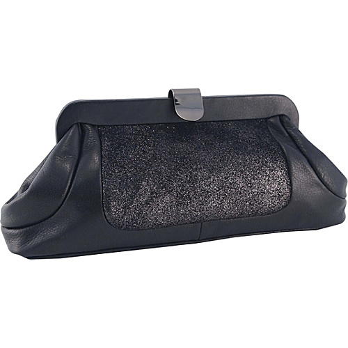 Koret Handbags Im A Lady Clutch - Black