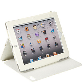 CrossWork 2 Flip Folio for iPad 2 White