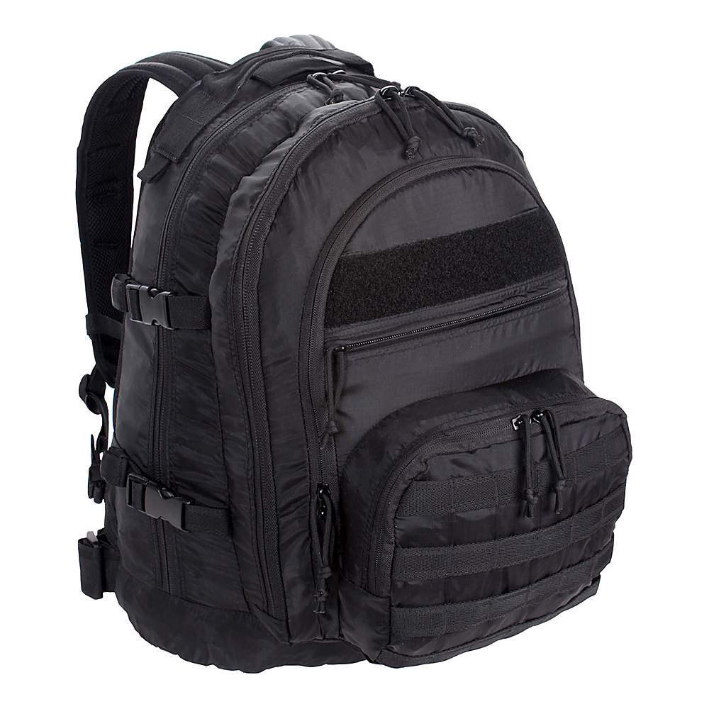 SOC Gear Three Day Pass - 600 Denier Poly/Canvas - Backpacks, Business & Laptop Backpacks