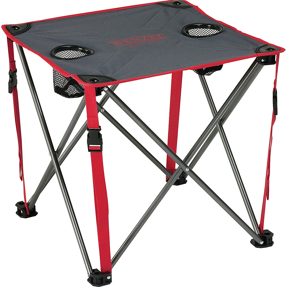 Wenzel portable event table - Greys - Outdoor, Outdoor Accessories