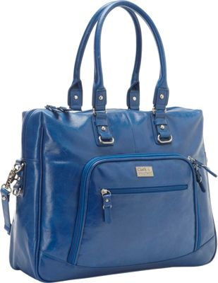 Clark & Mayfield Vintage Leather Tote