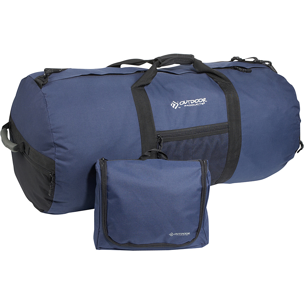 Outdoor Products Giant 36 Utility Duffle Navy Outdoor Products Outdoor Duffels