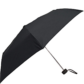 Rain Away Travel Umbrella Black